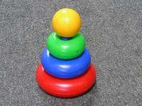 Дет. пирамидкаМалышок - 3 шар