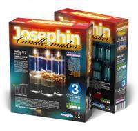 Гелевые свечи с коллекционными морскими раковинами. Набор детский для изготовления свечей №3