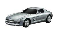 Дет. машина радиоупр.  Mercedes SLS AMG 1:24