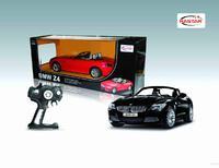 Дет. машина радиоупр.  BMW Z4 1:12