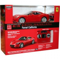 Дет. машина радиоупр.  Ferrari California 1:12