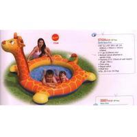 Надувной детский бассейн Жираф
