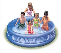 Детский надувной бассейн НЛО 188см