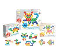 Напольная мозаики с крупными фишками (32 штук)