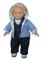 Кукла Егорка 3 со звуковым устройством 53 см
