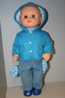 Кукла Дениска 14 со звуковым устройством