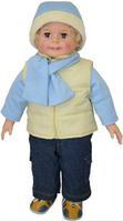 Кукла Егорка 4 со звуковым устройством 53 см