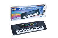 Синтезатор (пианино электронное), 49 клавиш с микроф. 78см (220V)