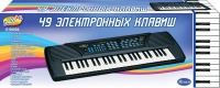 Синтезатор (пианино электронное), 49 клавиш с микроф. 80см (220V)