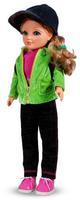 Кукла Анастасия (Путешественница) со звуковым устройством 40 см (пластмассовая)