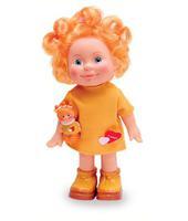 Кукла Веснушка 7  (30 см)