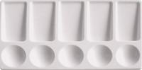 Палитра прямоугольная для смешивания красок