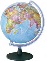 Глобус географический+политический d-200мм с подсветкой