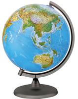 Глобус с подсветкой географический+политический d-200мм