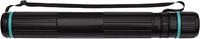 Тубус телескопический d=90мм L=700-1100мм на ремне черный
