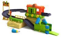 Набор детскийВагоностроительный завод с паровозиком Брюстер