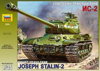 Модели танков для склеивания Танк ИС-2