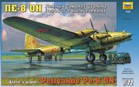 Модели самолетов для склеивания самолет ПЕ-8