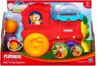 Паровозик (Playskool)