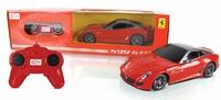 Дет. машина радиоупр. Ferrari 599 GTO 1:24
