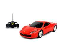 Дет. машина радиоупр. Ferrari 458 Italia 1:18