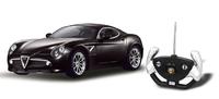 Дет. машина радиоупр. Alfa Romeo 8C 1:14