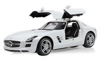 Дет. машина радиоупр. Mercedes-Benz SLS AMG 1:14