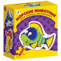 """Развивающая мозаика """"Морские животные"""""""