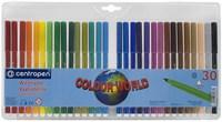 Фломастеры COLOUR WORLD 30 цв.