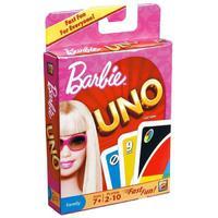 Игра Uno Barbie