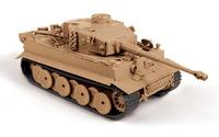 """Модель сборная для склеивания """"Немецкий тяжелый танк «Тигр I»"""