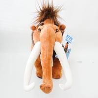 Игрушка мягкая мамонт Мэни из м/ф Ледниковый период 25 см