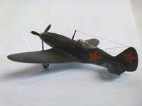 """Модели самолетов для склеивания самолет """"МиГ-3"""""""