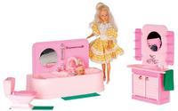 """Ванная комната для кукол в коробке, """"Огонек"""""""