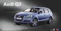 Дет. машина радиоупр.  Audi Q7 1:14