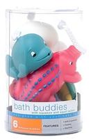 """Игрушки для ванны """"Водные животные"""""""