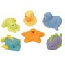 """Игрушки для ванны """"Морские животные"""""""