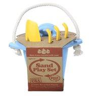 Набор детский для песочницы голубой (Green toys)