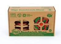 Набор детский для сэндвичей (Green toys)