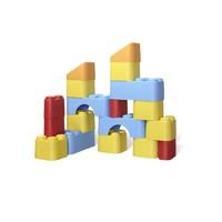 Набор детскийстроительных кубиков (Green toys)