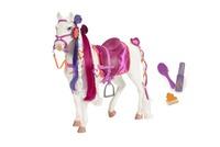 Дет. лошадь для куклы  с гривой (Камарилло)