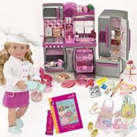 """Набор детский для куклы """"Кухня"""""""