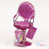 Парикмахерское кресло для куклы