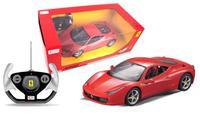 Дет. машина радиоупр. Ferrari 458 Italia 1:14