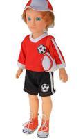 Кукла Александр Футболист (40 см)