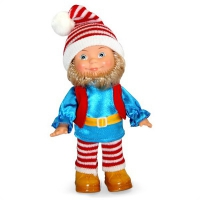 Кукла Веселый Гном (31 см)