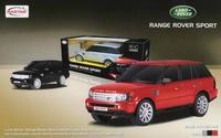 Дет. машина радиоупр.  Range Rover Sport  1:24