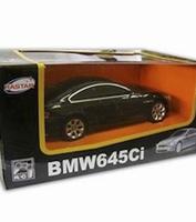 Дет. машина радиоупр. BMW 645Ci 1:24