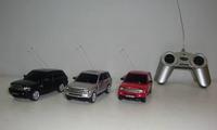 Дет. машина радиоупр.  Range Rover Sport 1:43