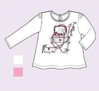 Дет. футболка для девочки